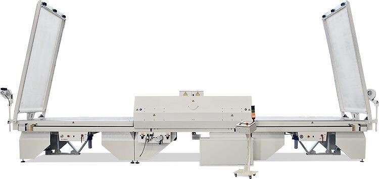 Sprinter Industrial vacuum press