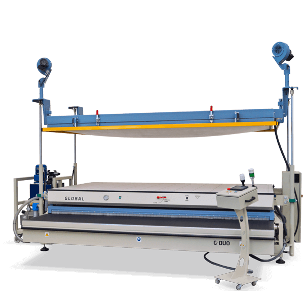 Global Duo Vertical thermoforming station