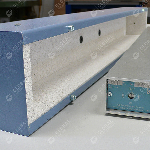 Electrical heating bar