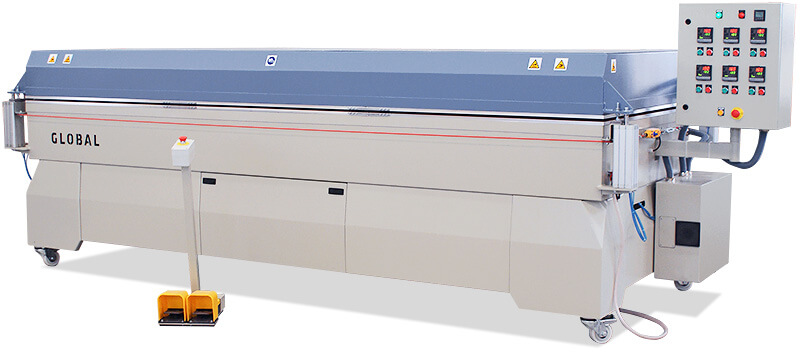 Thermoforming oven industrial