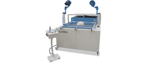 global plastic vacuum press