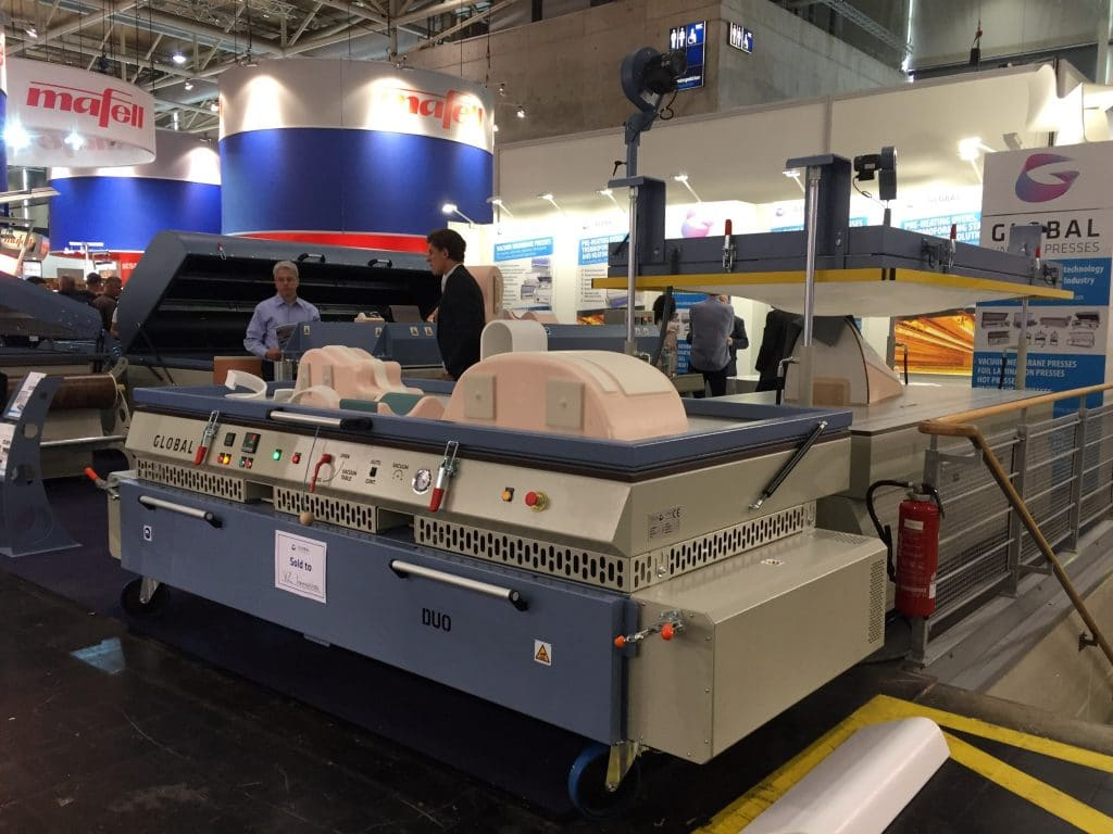 Ligna exhibition